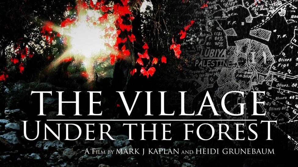village-under-forest_poster